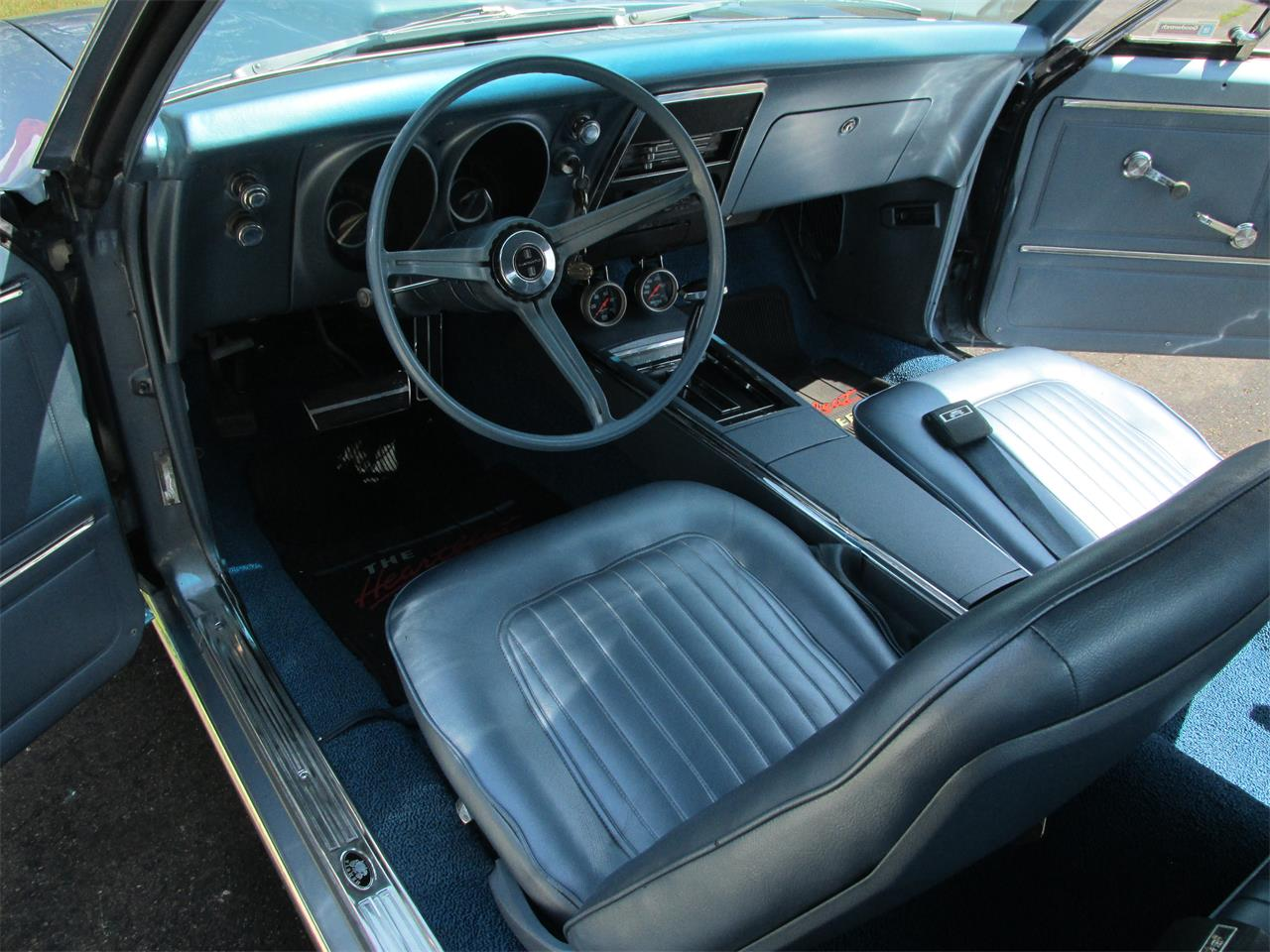 Large Picture of Classic 1967 Chevrolet Camaro SS located in Goodrich Michigan - $34,900.00 - LI8Y