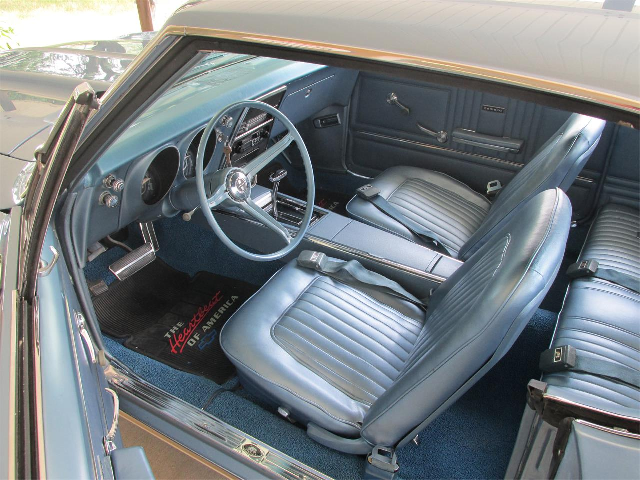 Large Picture of 1967 Chevrolet Camaro SS located in Goodrich Michigan Offered by Ross Custom Muscle Cars LLC - LI8Y