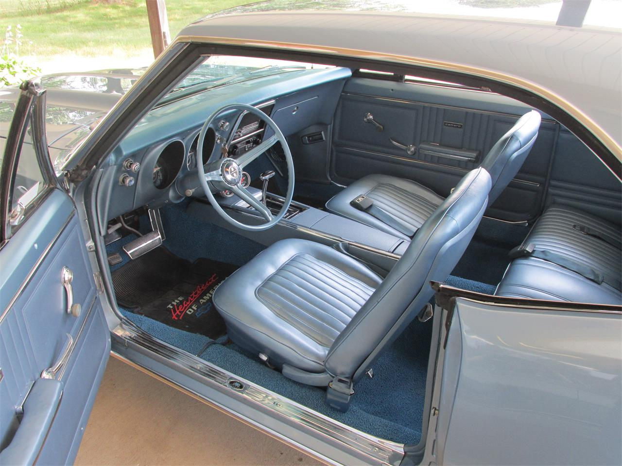 Large Picture of Classic '67 Camaro SS located in Michigan Offered by Ross Custom Muscle Cars LLC - LI8Y