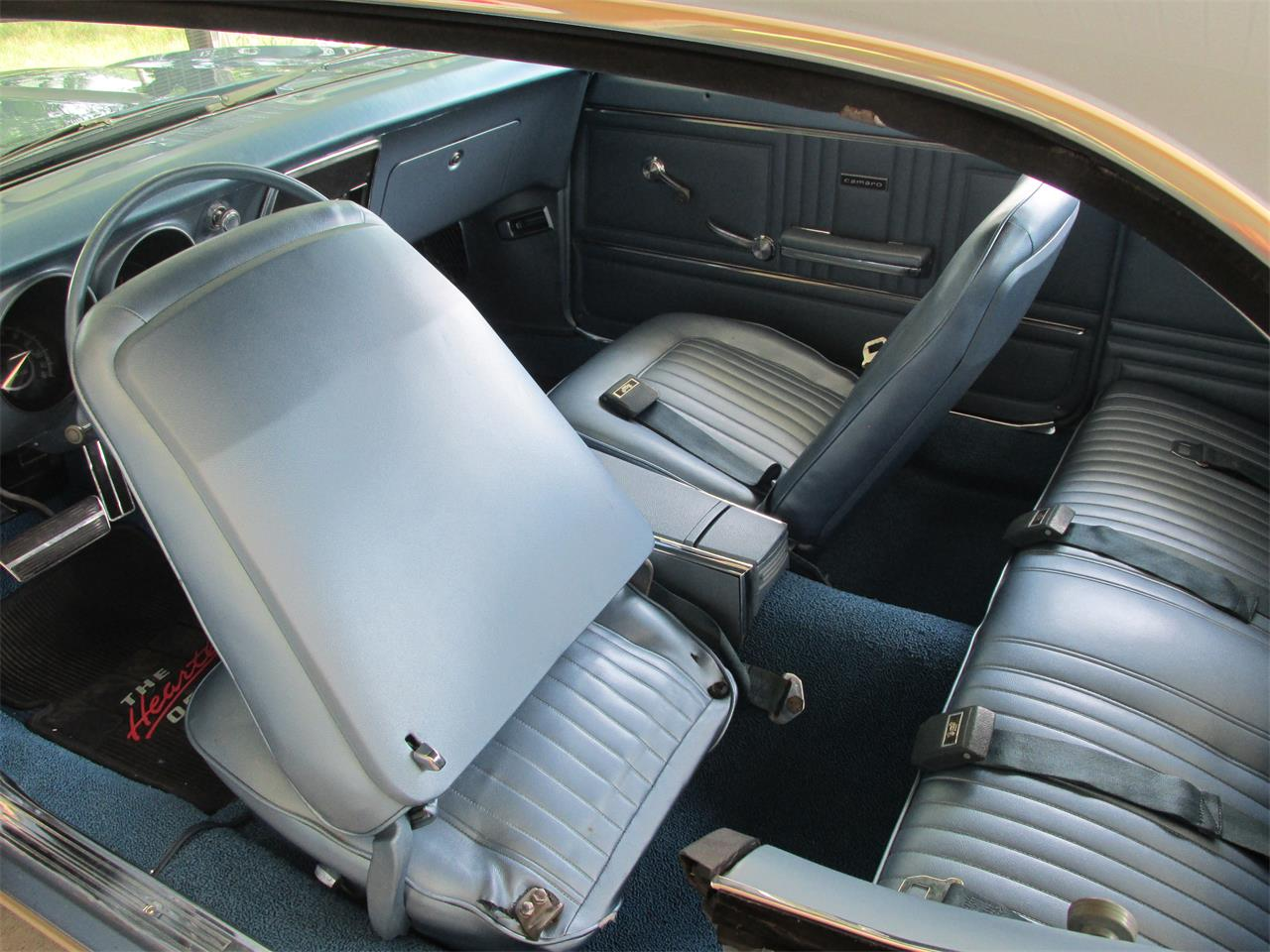 Large Picture of '67 Camaro SS located in Goodrich Michigan - $34,900.00 - LI8Y