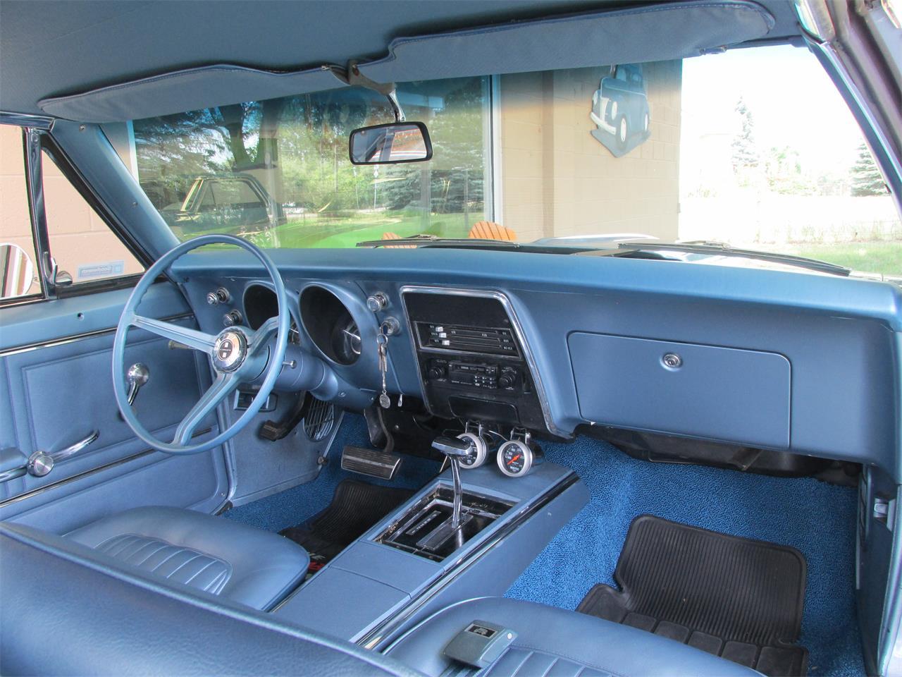 Large Picture of 1967 Camaro SS - LI8Y