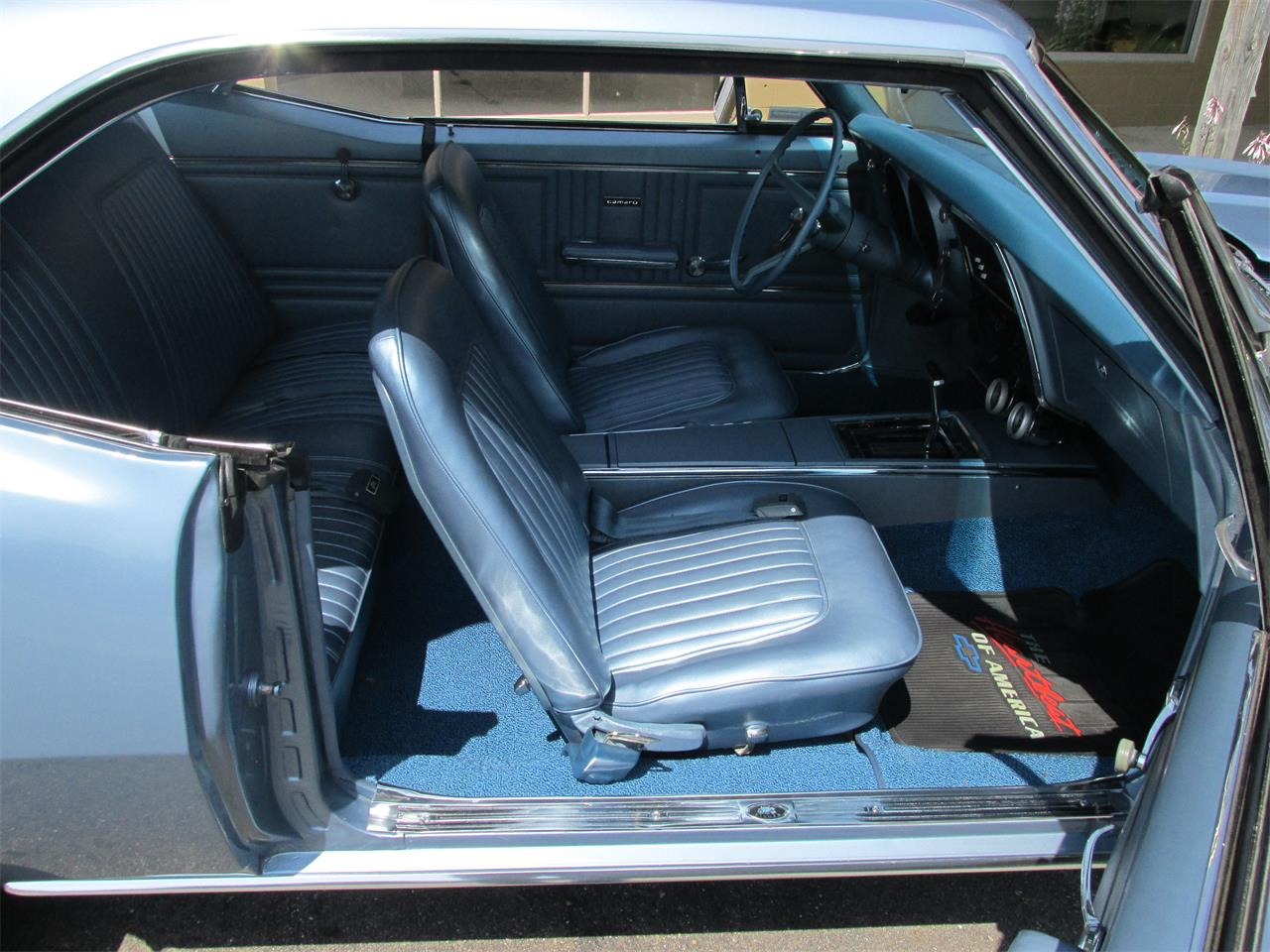 Large Picture of '67 Camaro SS - LI8Y