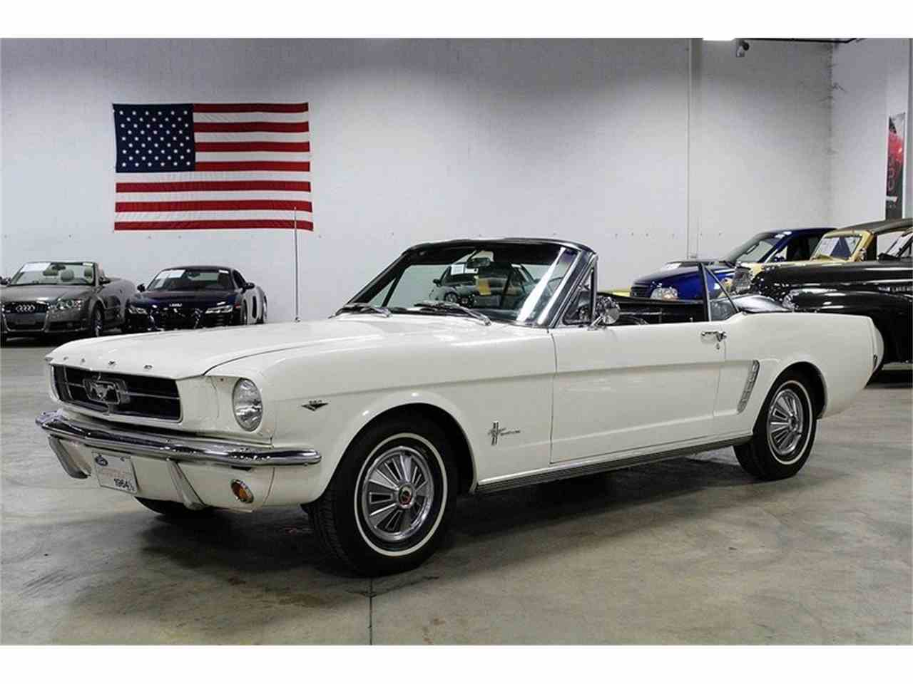 1964 Ford Mustang for Sale | ClassicCars.com | CC-1003440