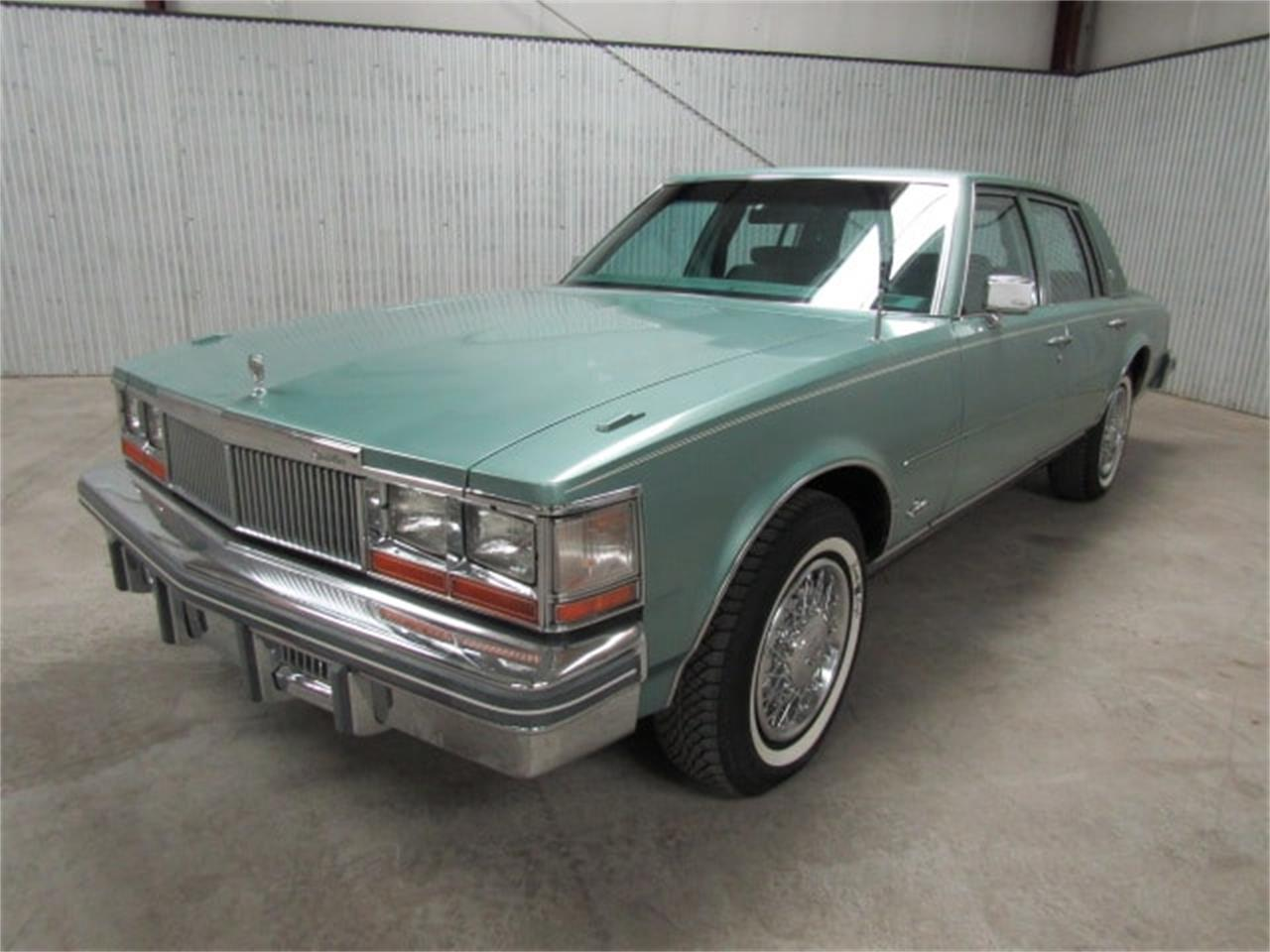 Large Picture of 1977 Cadillac Seville located in Christiansburg Virginia - $13,993.00 Offered by Duncan Imports & Classic Cars - LIA0