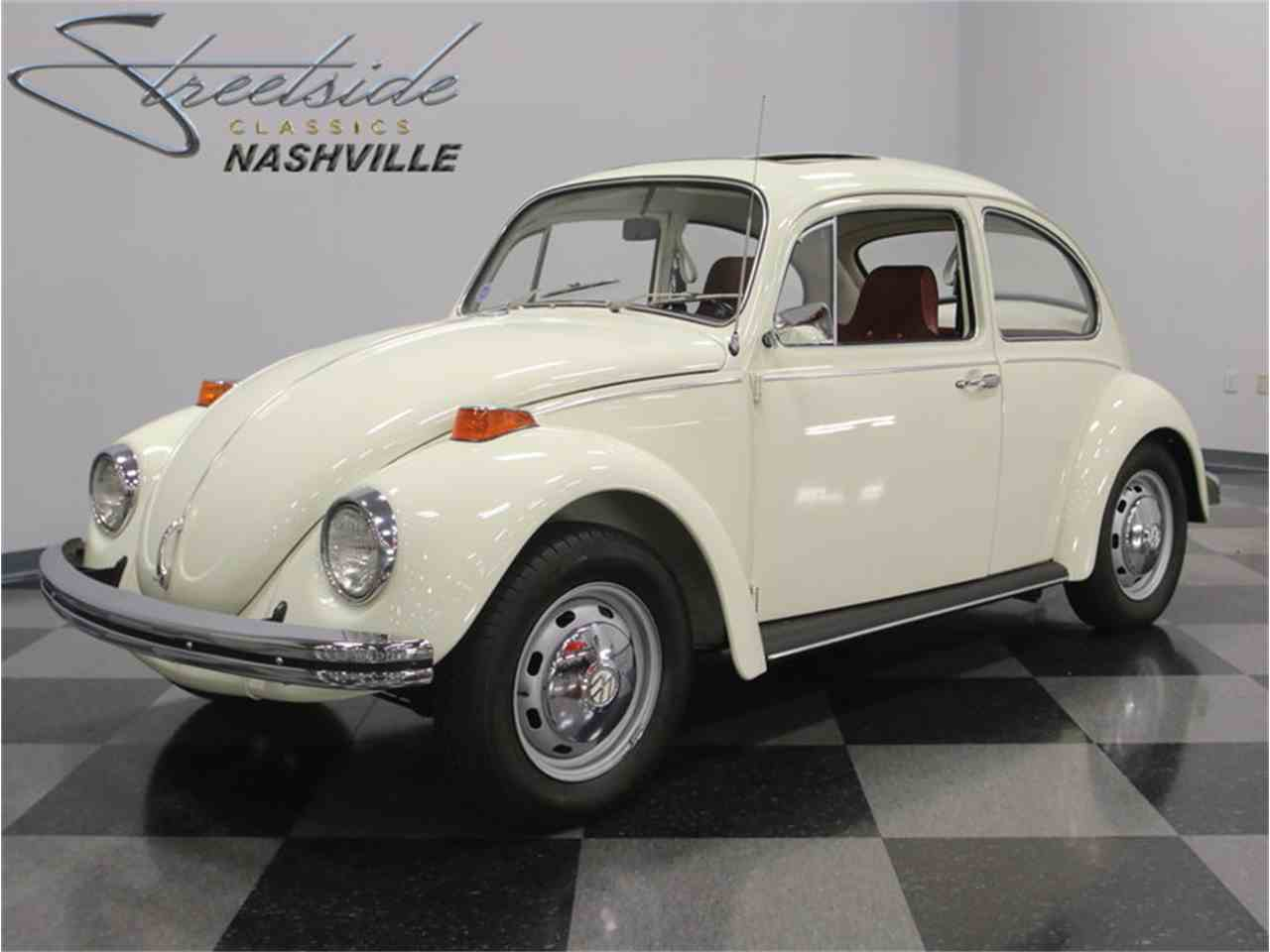 1970 volkswagen beetle for sale cc 1003485. Black Bedroom Furniture Sets. Home Design Ideas