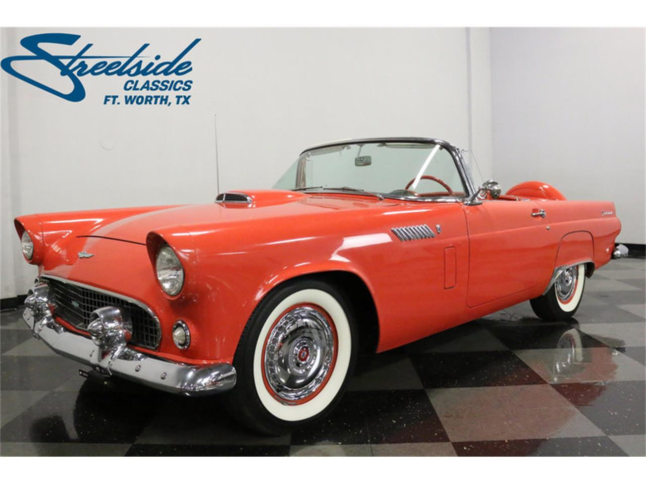 Large Picture of '56 Thunderbird - LIB8