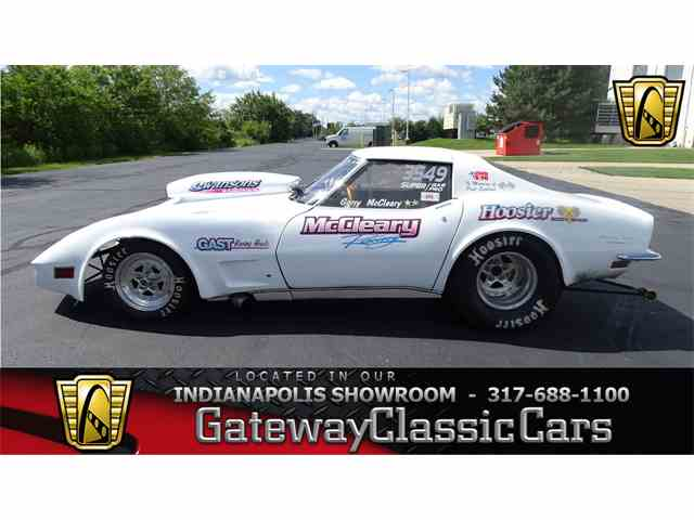 Picture of '73 Corvette located in Indiana - $20,995.00 Offered by Gateway Classic Cars - Indianapolis - LID1