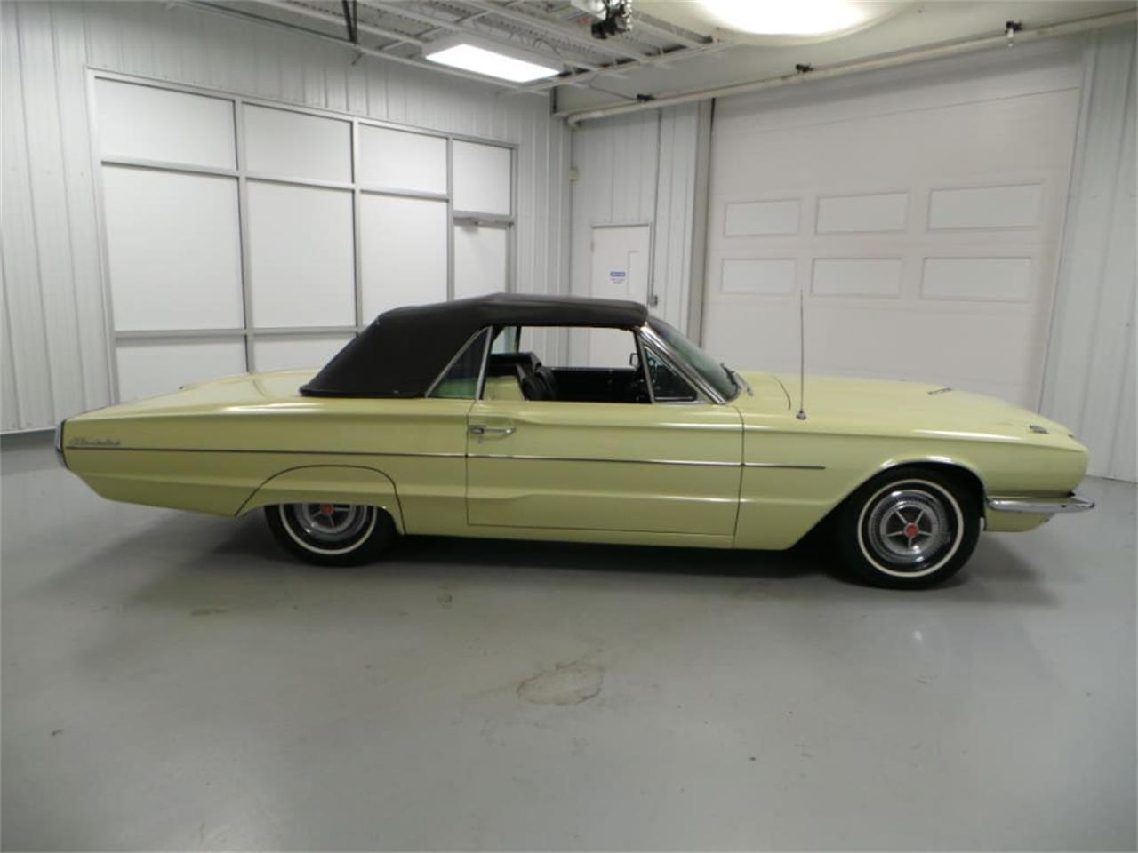 Large Picture of Classic 1966 Ford Thunderbird located in Christiansburg Virginia Offered by Duncan Imports & Classic Cars - LID2