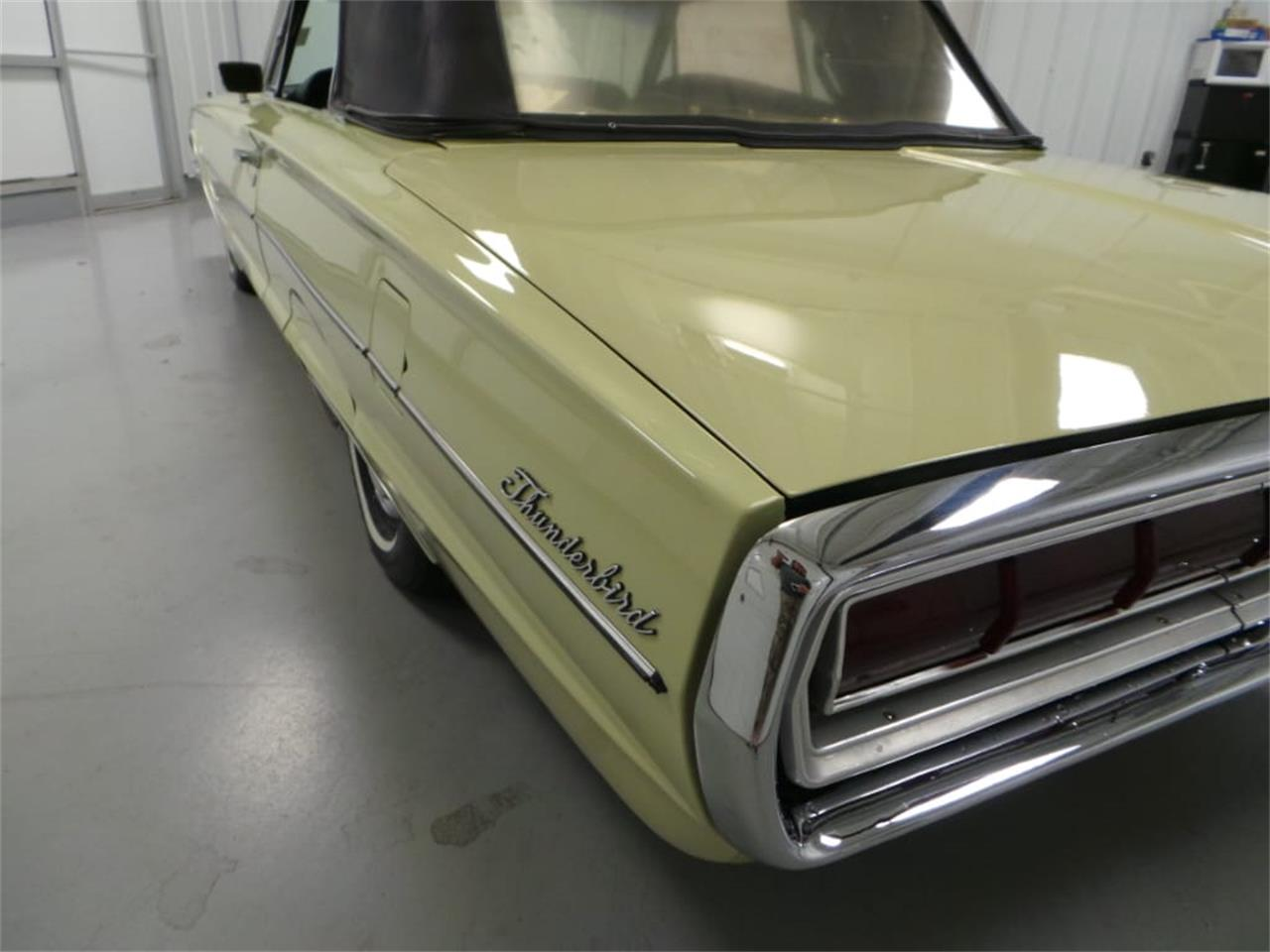 Large Picture of '66 Ford Thunderbird located in Virginia Offered by Duncan Imports & Classic Cars - LID2
