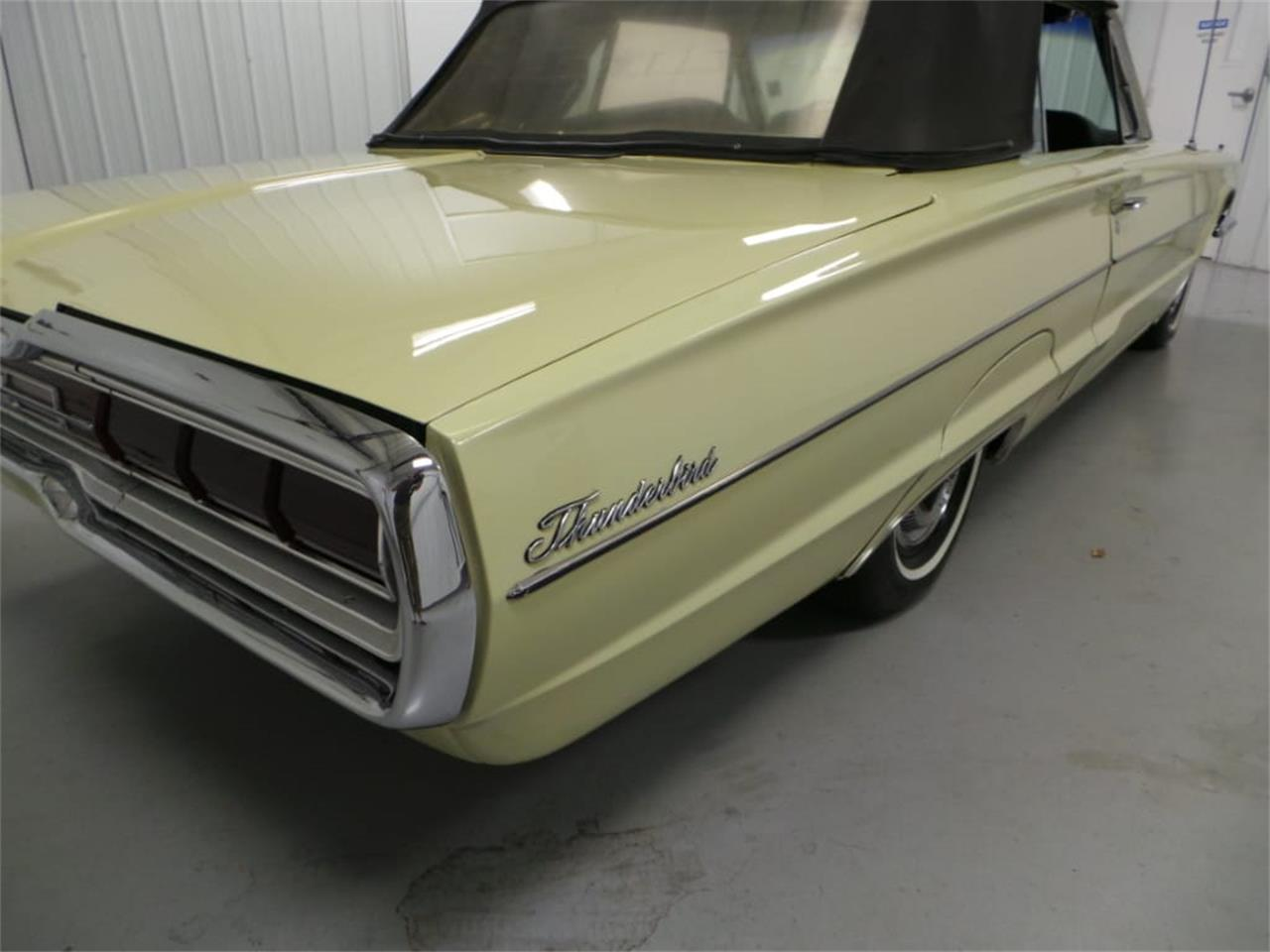 Large Picture of 1966 Ford Thunderbird - $39,918.00 Offered by Duncan Imports & Classic Cars - LID2