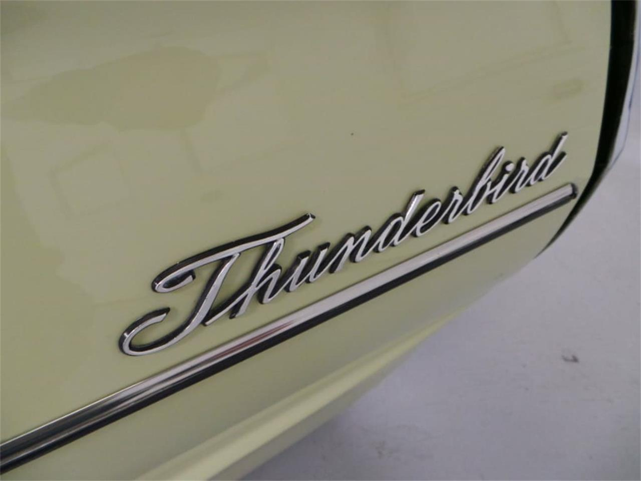 Large Picture of '66 Ford Thunderbird located in Christiansburg Virginia Offered by Duncan Imports & Classic Cars - LID2