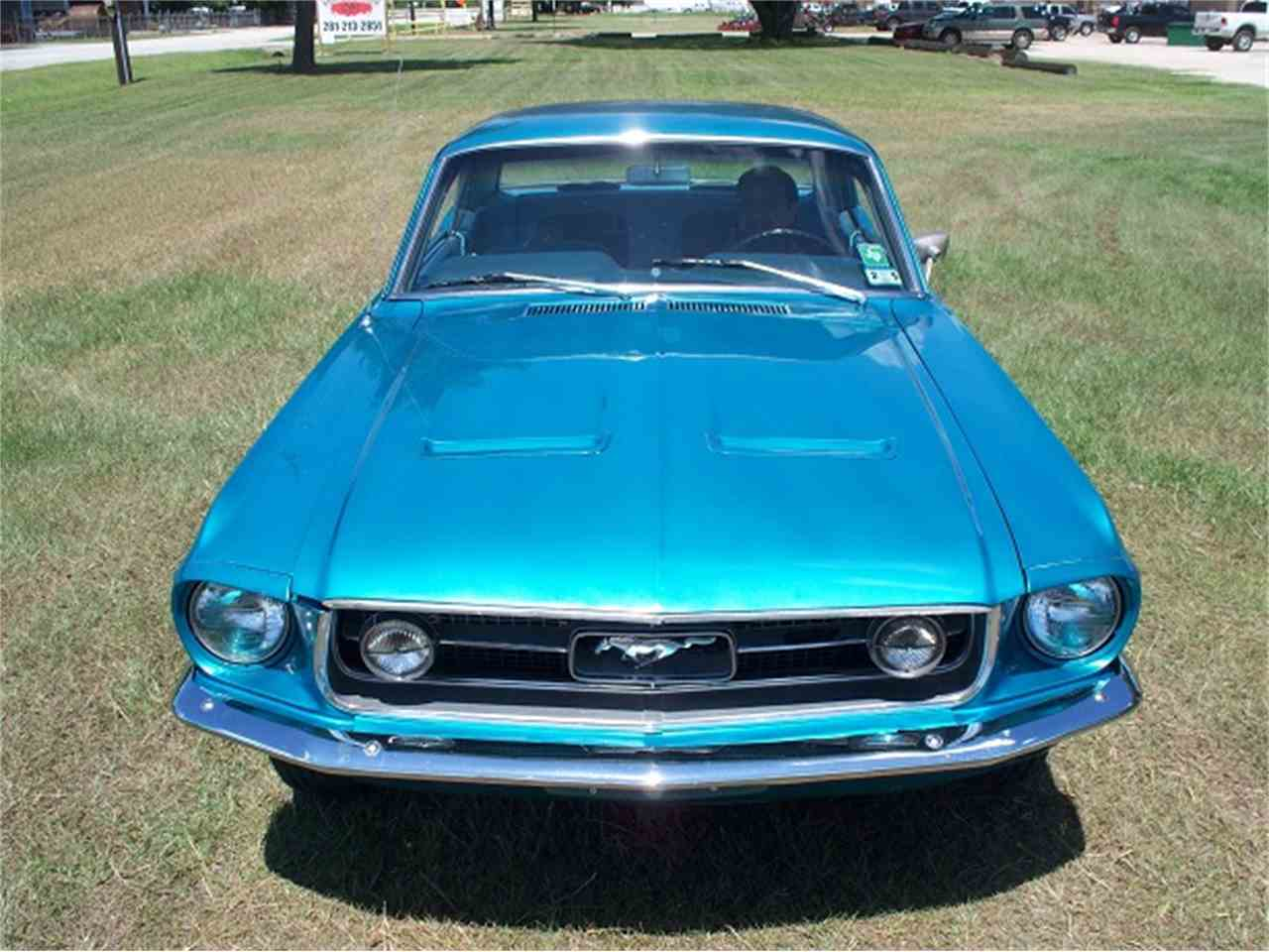 Large Picture of '67 Ford Mustang located in CYPRESS Texas - $15,995.00 - LFW3