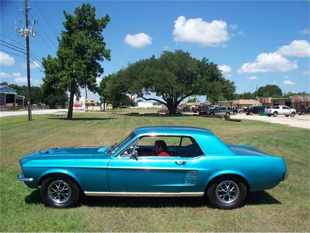 Large Picture of 1967 Ford Mustang located in Texas - LFW3