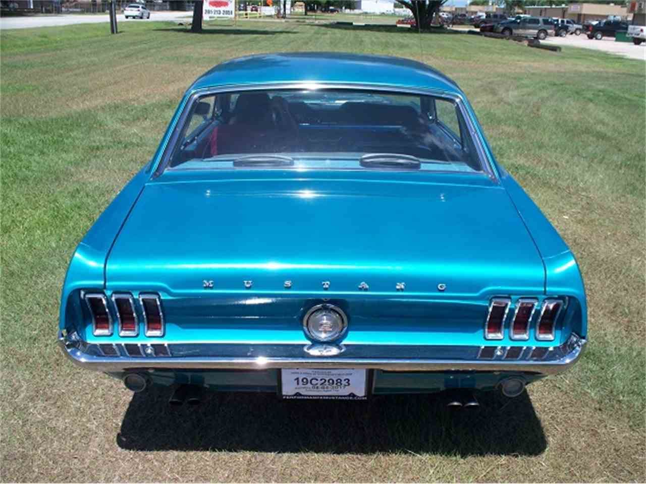 Large Picture of 1967 Mustang located in CYPRESS Texas - LFW3