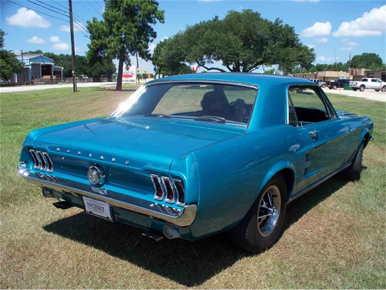 Large Picture of Classic 1967 Mustang located in Texas - $15,995.00 Offered by Performance Mustangs - LFW3