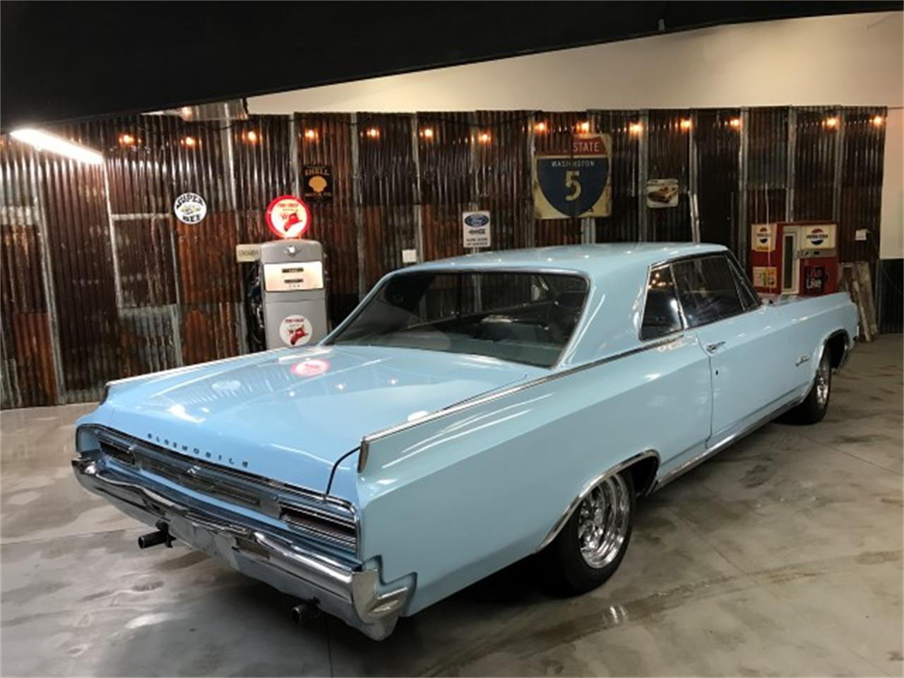 Large Picture of 1964 Jetstar 88 located in SHERWOOD Oregon Offered by Cool Classic Rides LLC - LFW4