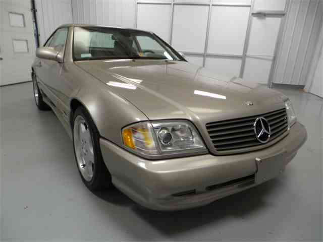 Picture of '99 Mercedes-Benz SL-Class located in Virginia - $11,910.00 Offered by  - LIHD