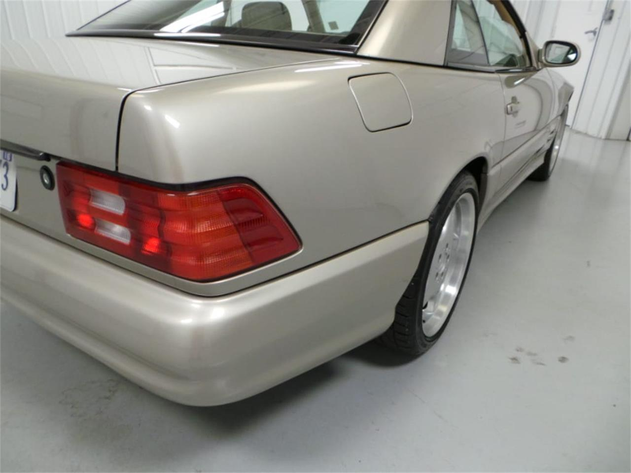 Large Picture of '99 SL-Class - LIHD