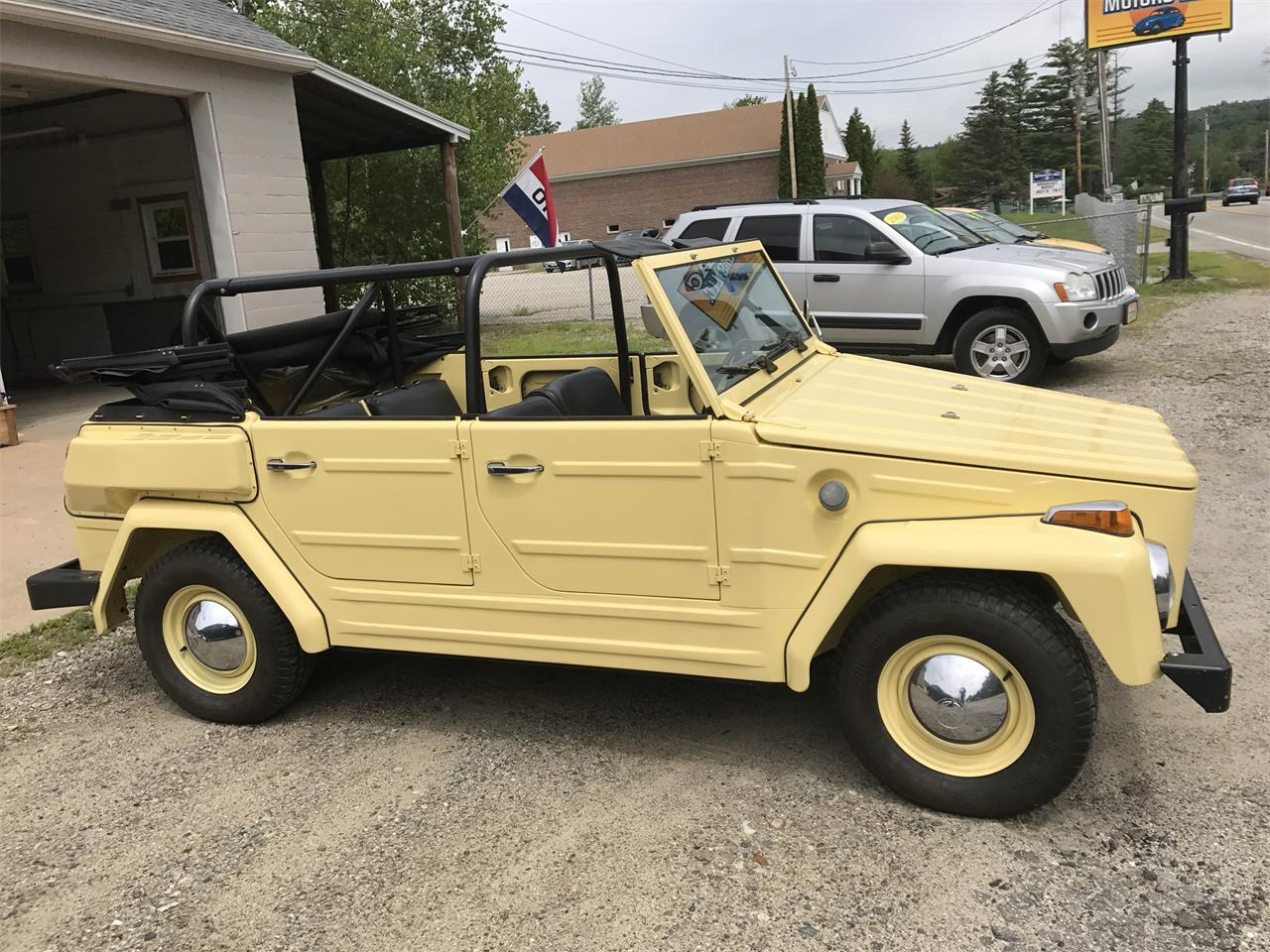 Volkswagen Thing For Sale >> For Sale 1974 Volkswagen Thing In Alton New Hampshire
