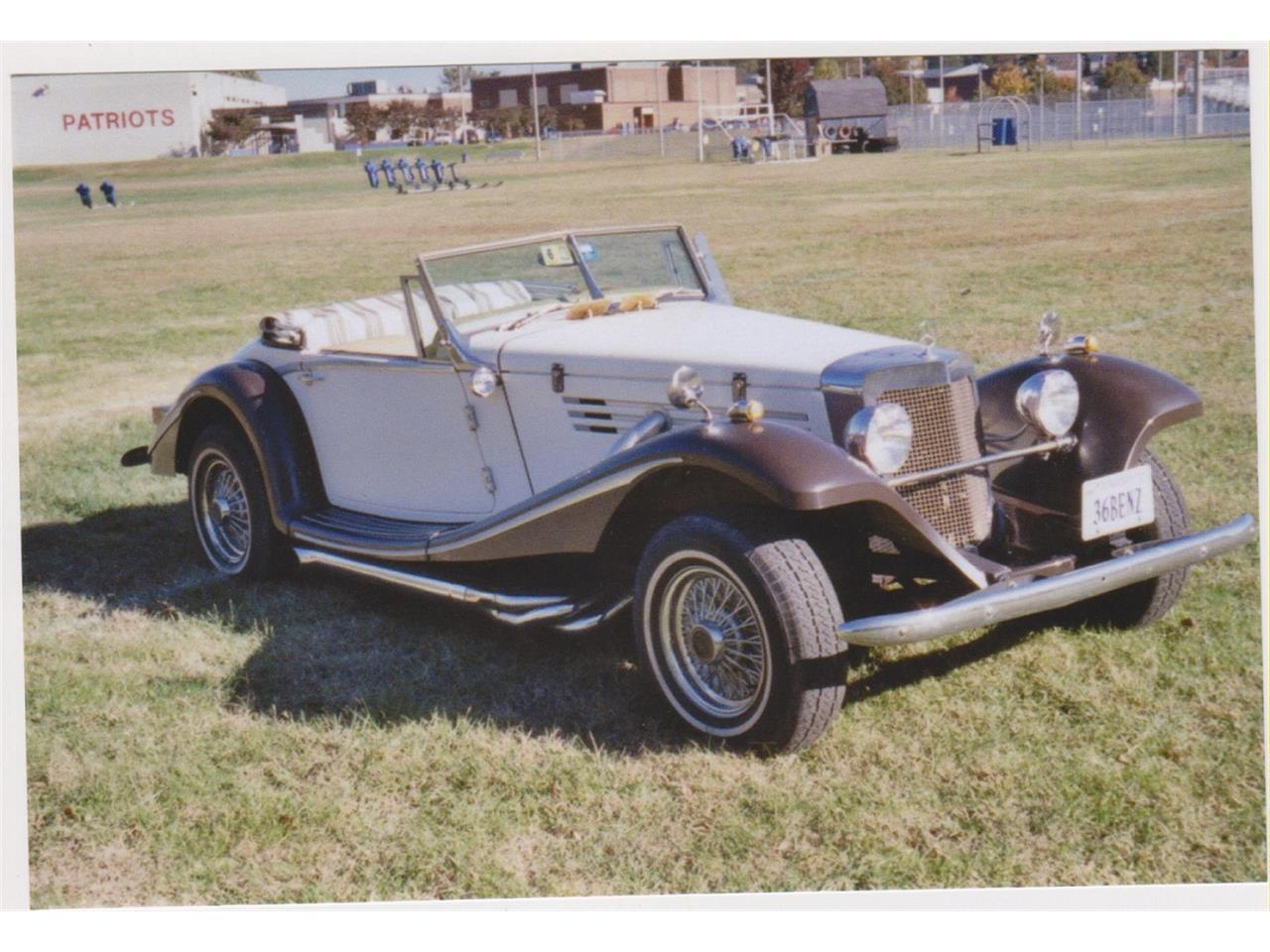 Large Picture of '36 Replica - LIJV