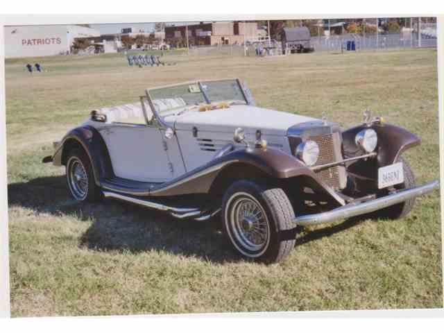 Picture of Classic '36 Replica located in Virginia - LIJV