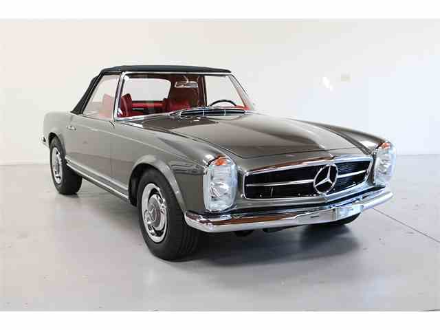 Picture of Classic 1967 Mercedes-Benz 250SL ZF Offered by  - LIKF