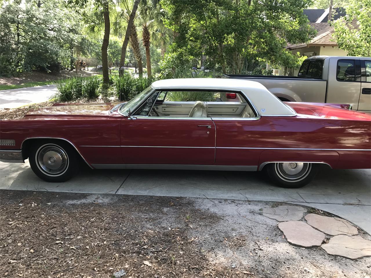 1966 Cadillac Coupe Deville For Sale Classiccars Com Cc 1003845