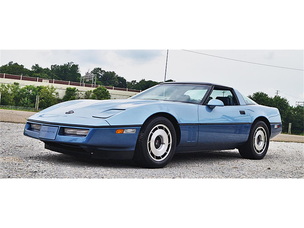 Large Picture of '85 Chevrolet Corvette Offered by Motorcar Portfolio - LFWO