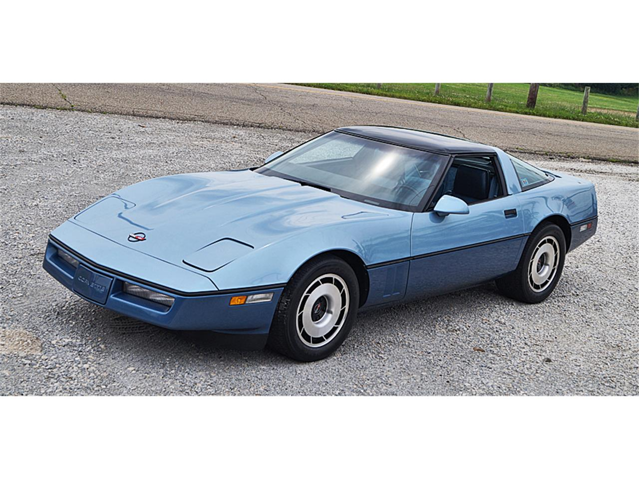 Large Picture of 1985 Corvette - LFWO