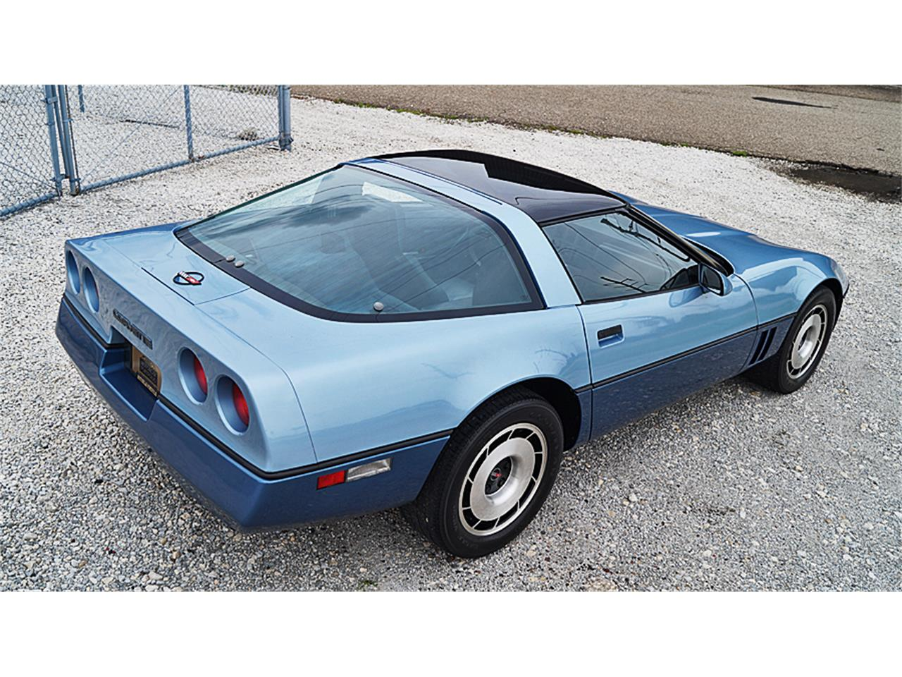 Large Picture of 1985 Corvette Offered by Motorcar Portfolio - LFWO