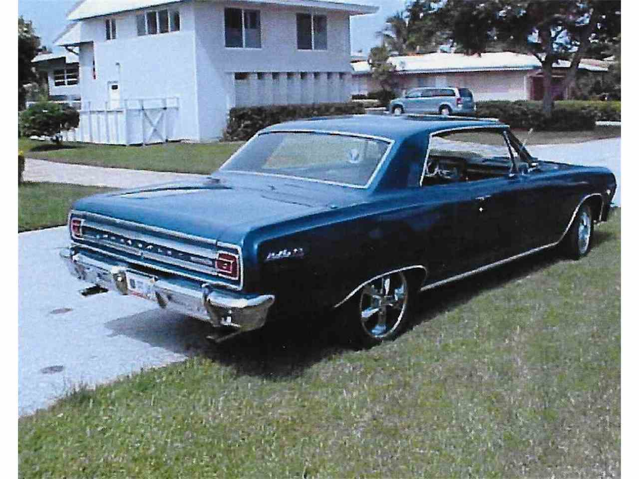 Large Picture of '65 Chevelle Malibu - LIMX