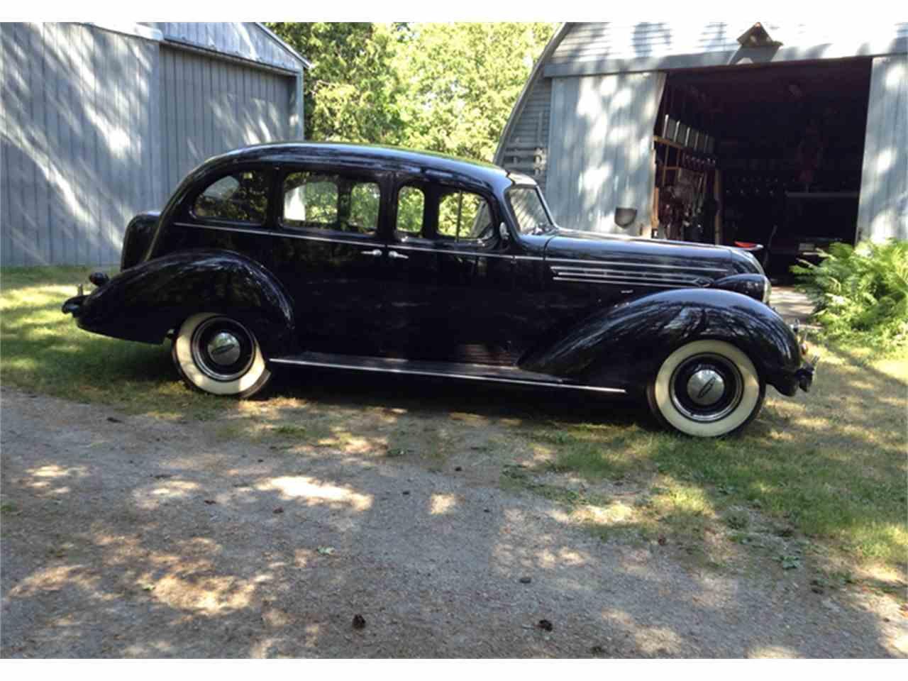 1937 Hudson 4 Dr For Sale Classiccars Com Cc 1003932