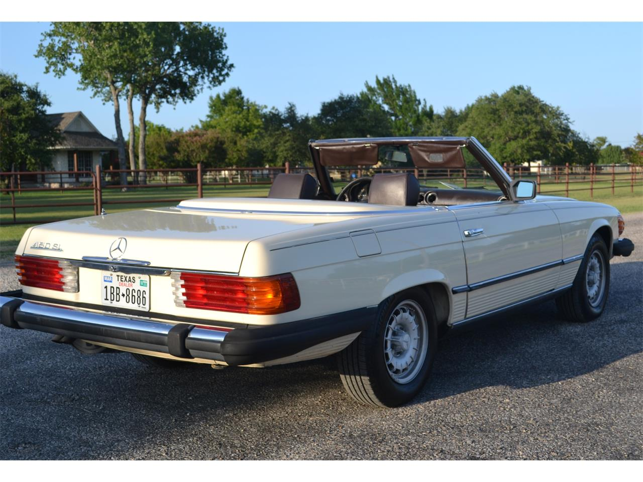 Large Picture of '80 450SL - LIN2