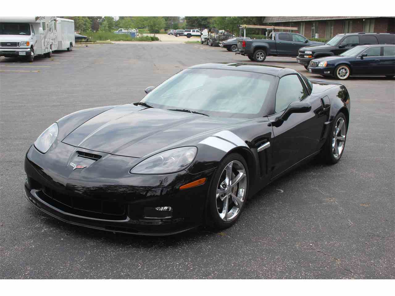 Large Picture of '10 Corvette - LIN4