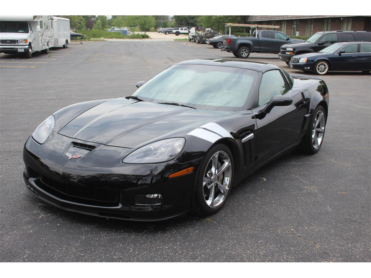 Large Picture of '10 Chevrolet Corvette located in Illinois - $39,900.00 Offered by Midwest Muscle Cars - LIN4