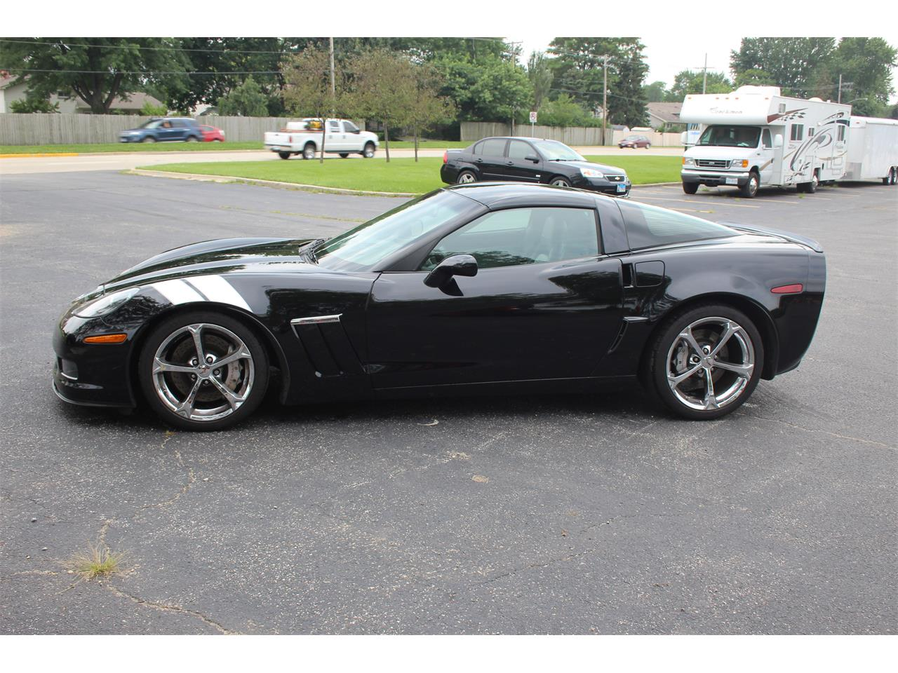 Large Picture of '10 Corvette located in Illinois - $39,900.00 - LIN4