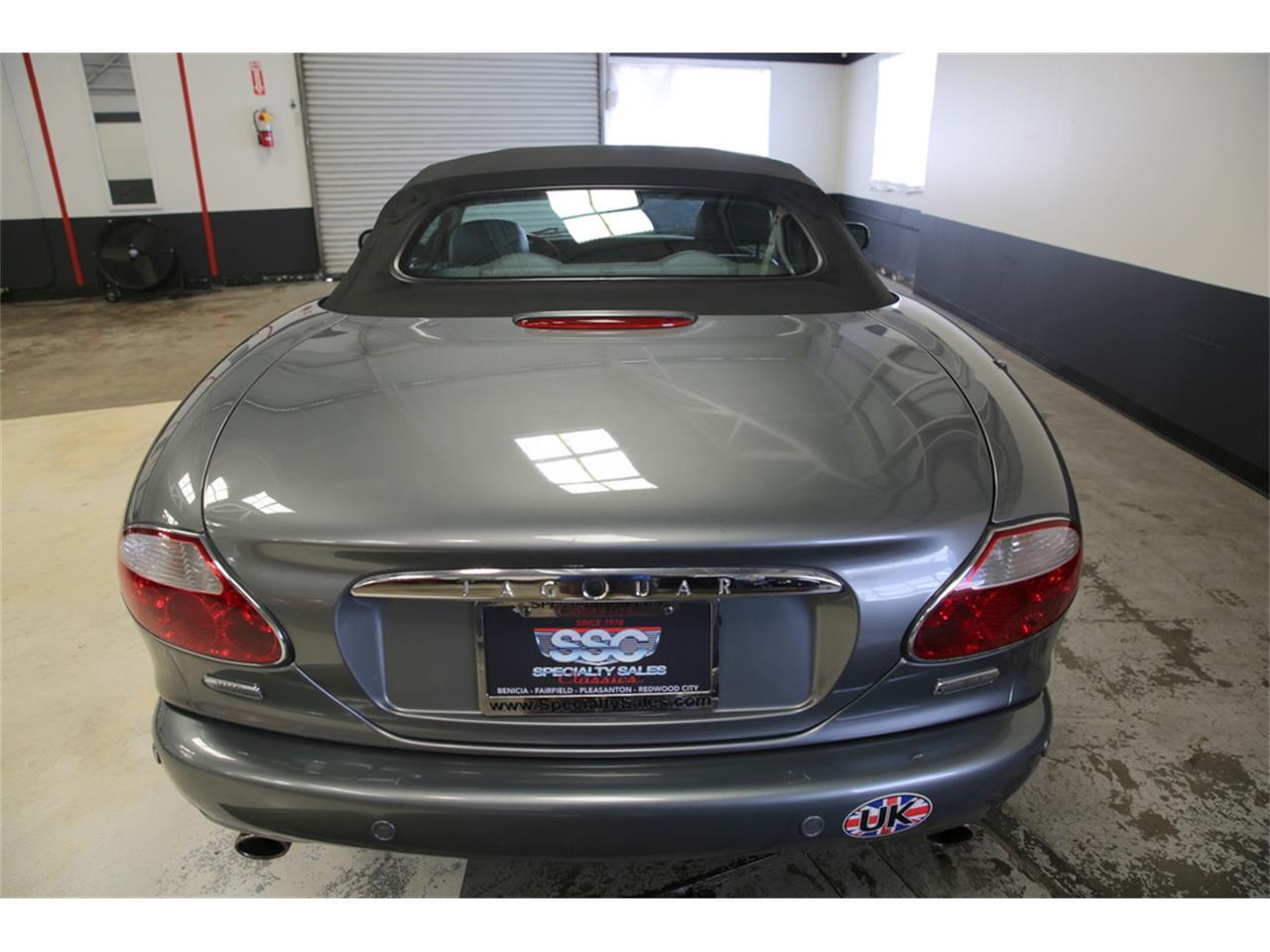 Large Picture of 2003 Jaguar XK8 - LIP4