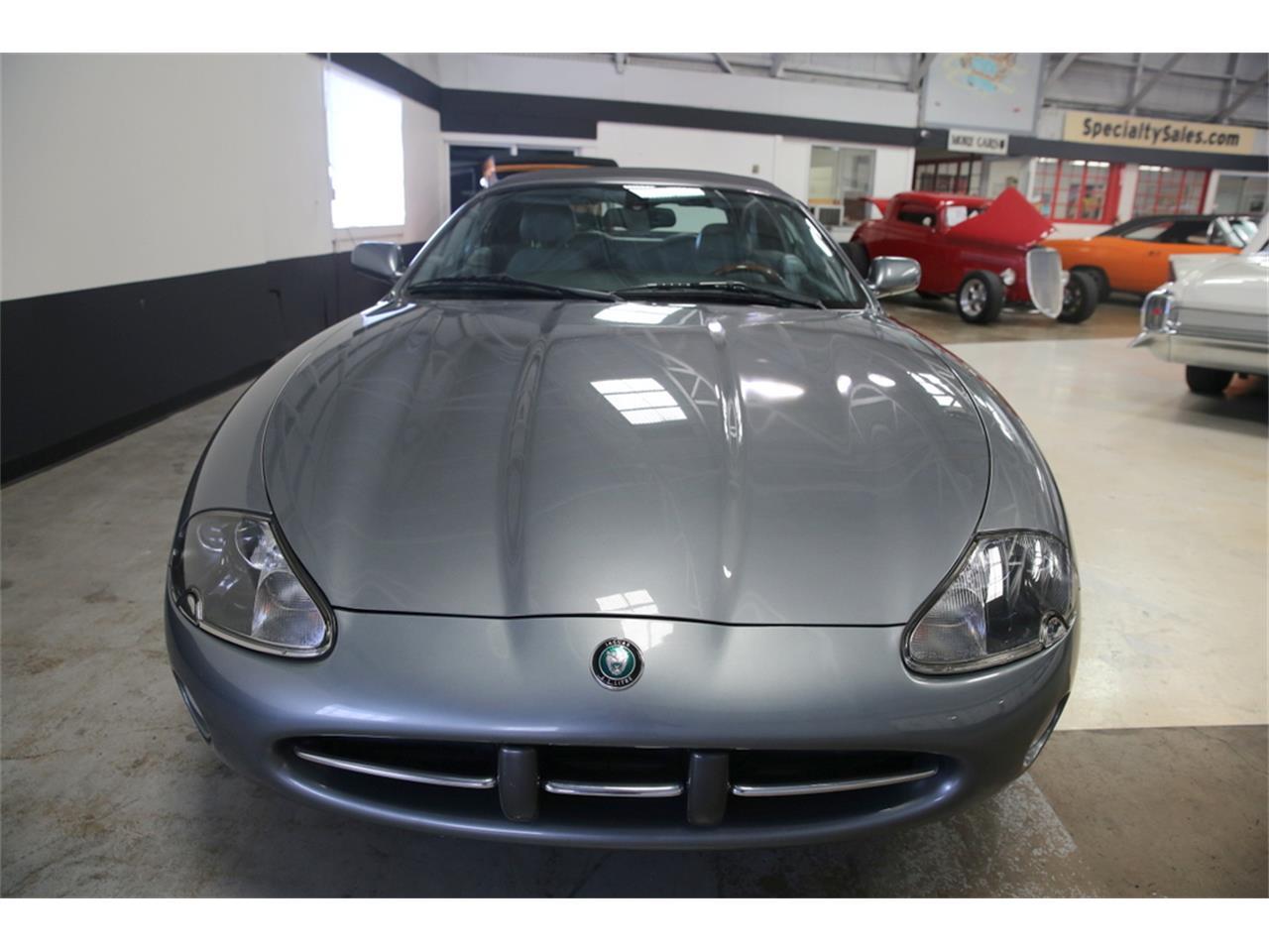 Large Picture of 2003 Jaguar XK8 located in California - LIP4