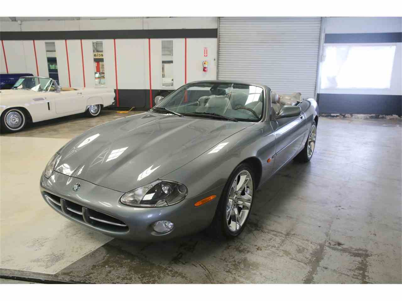 Large Picture of '03 XK8 - LIP4