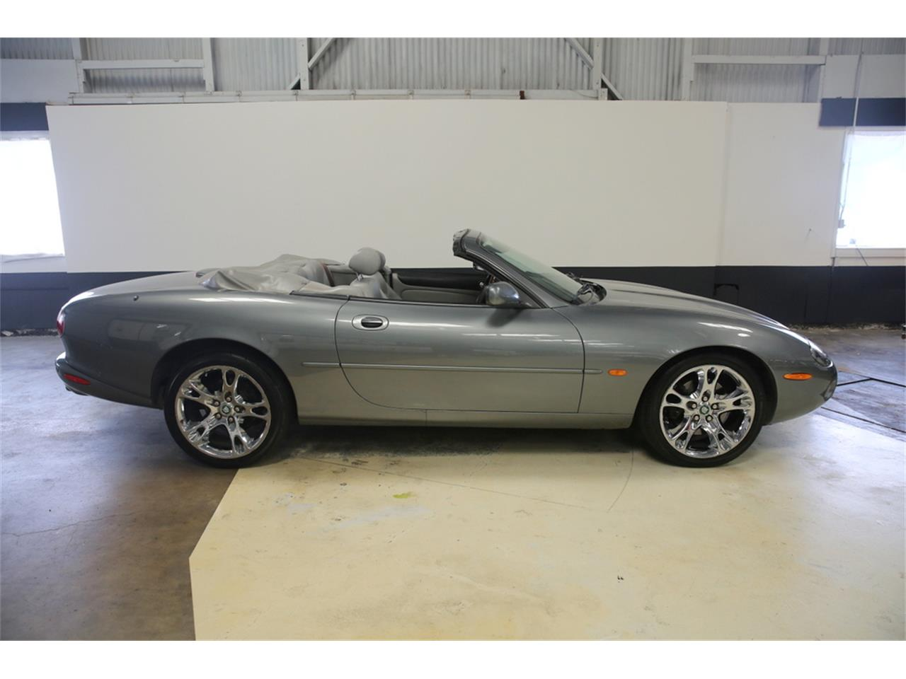 Large Picture of '03 XK8 located in Fairfield California Offered by Specialty Sales Classics - LIP4