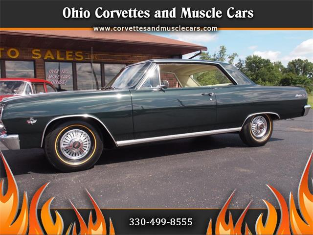 Picture of Classic '65 Chevrolet Malibu Offered by  - LIQU
