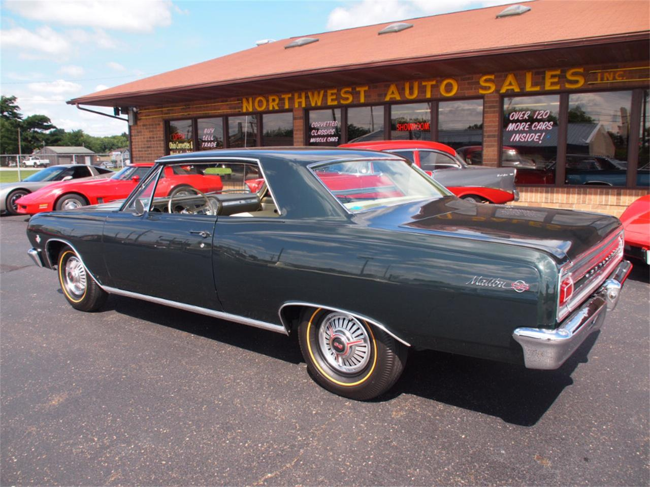 Large Picture of 1965 Chevrolet Malibu located in Ohio Offered by Ohio Corvettes and Muscle Cars - LIQU