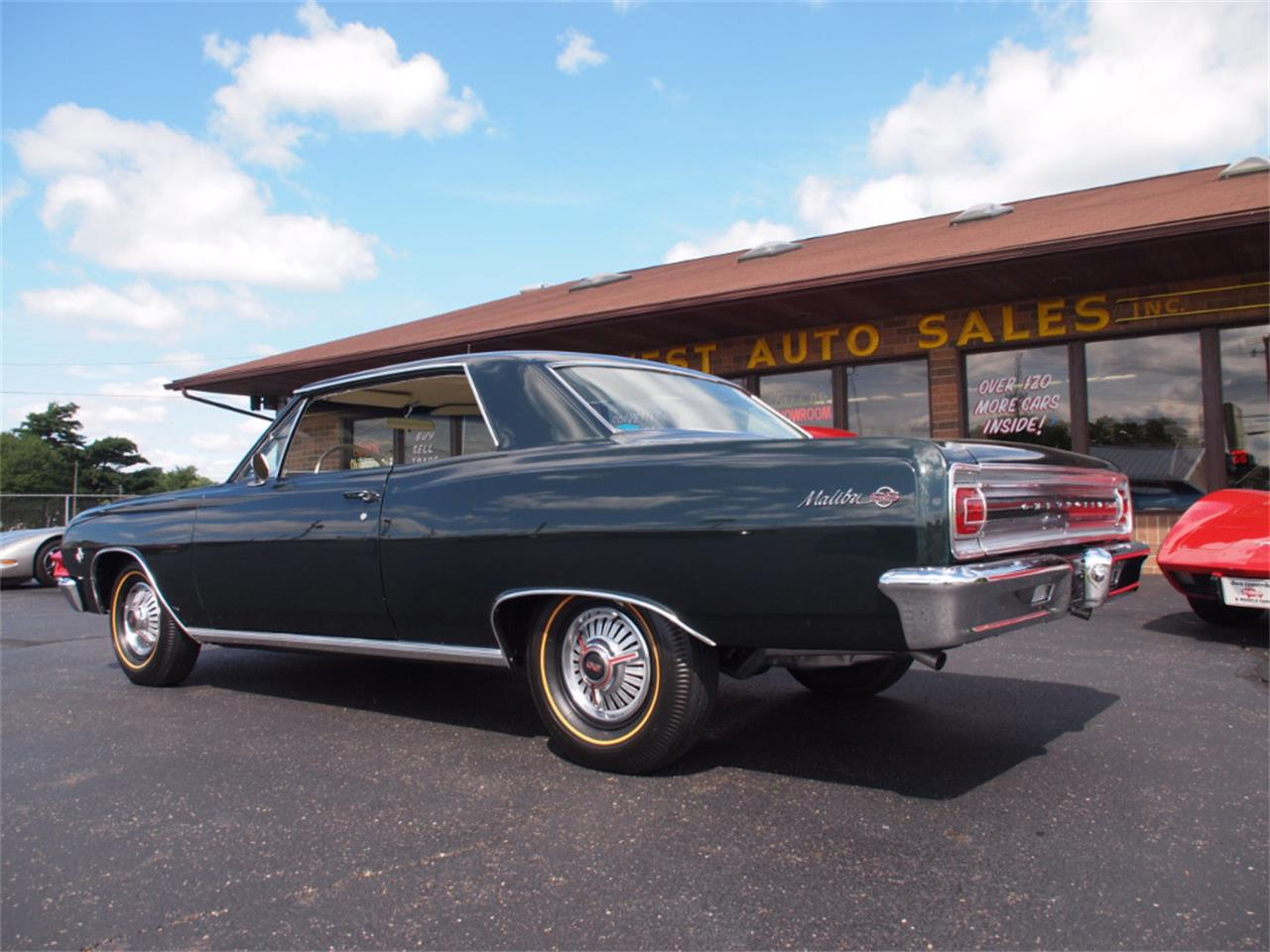 Large Picture of Classic '65 Malibu Offered by Ohio Corvettes and Muscle Cars - LIQU