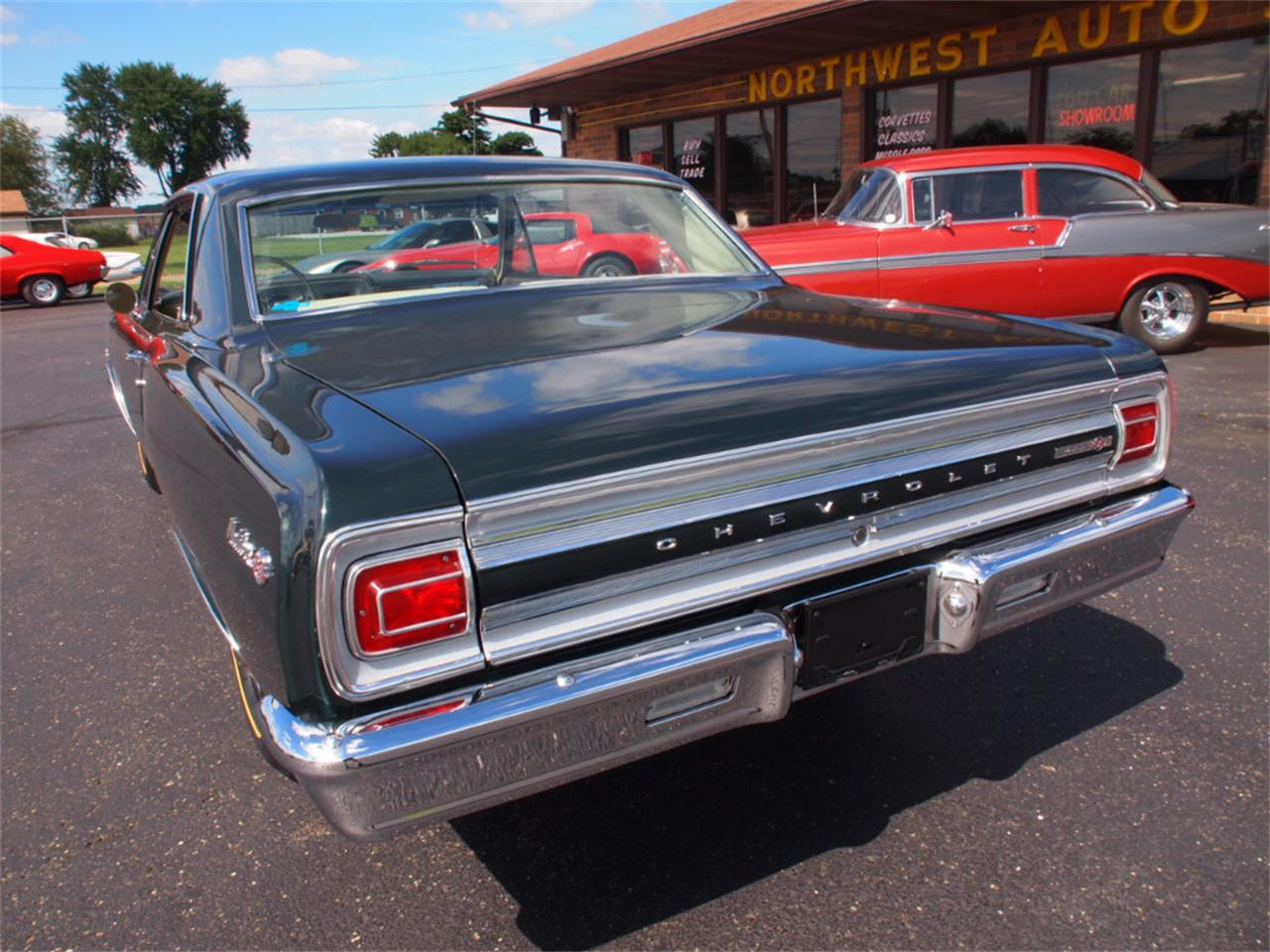 Large Picture of 1965 Malibu - $46,500.00 Offered by Ohio Corvettes and Muscle Cars - LIQU