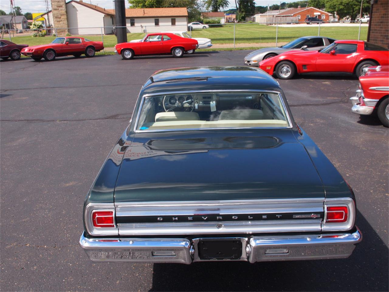 Large Picture of 1965 Chevrolet Malibu - $46,500.00 Offered by Ohio Corvettes and Muscle Cars - LIQU
