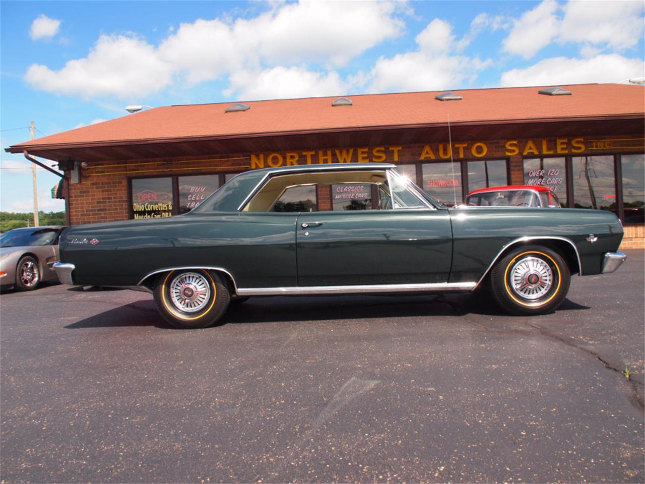 Large Picture of Classic 1965 Malibu Offered by Ohio Corvettes and Muscle Cars - LIQU