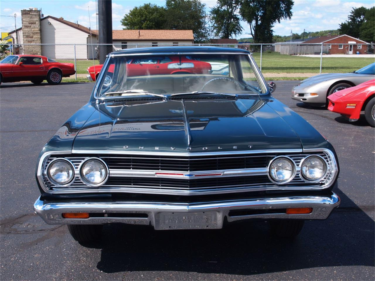 Large Picture of '65 Chevrolet Malibu located in Ohio Offered by Ohio Corvettes and Muscle Cars - LIQU