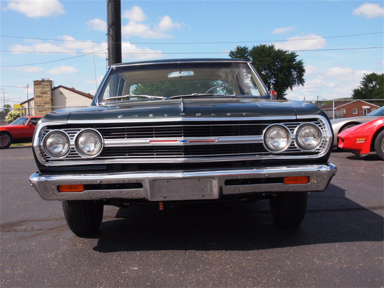 Large Picture of 1965 Malibu Offered by Ohio Corvettes and Muscle Cars - LIQU