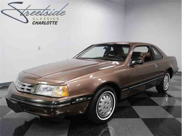Picture of 1988 Ford Thunderbird Offered by Streetside Classics - Charlotte - LIS4