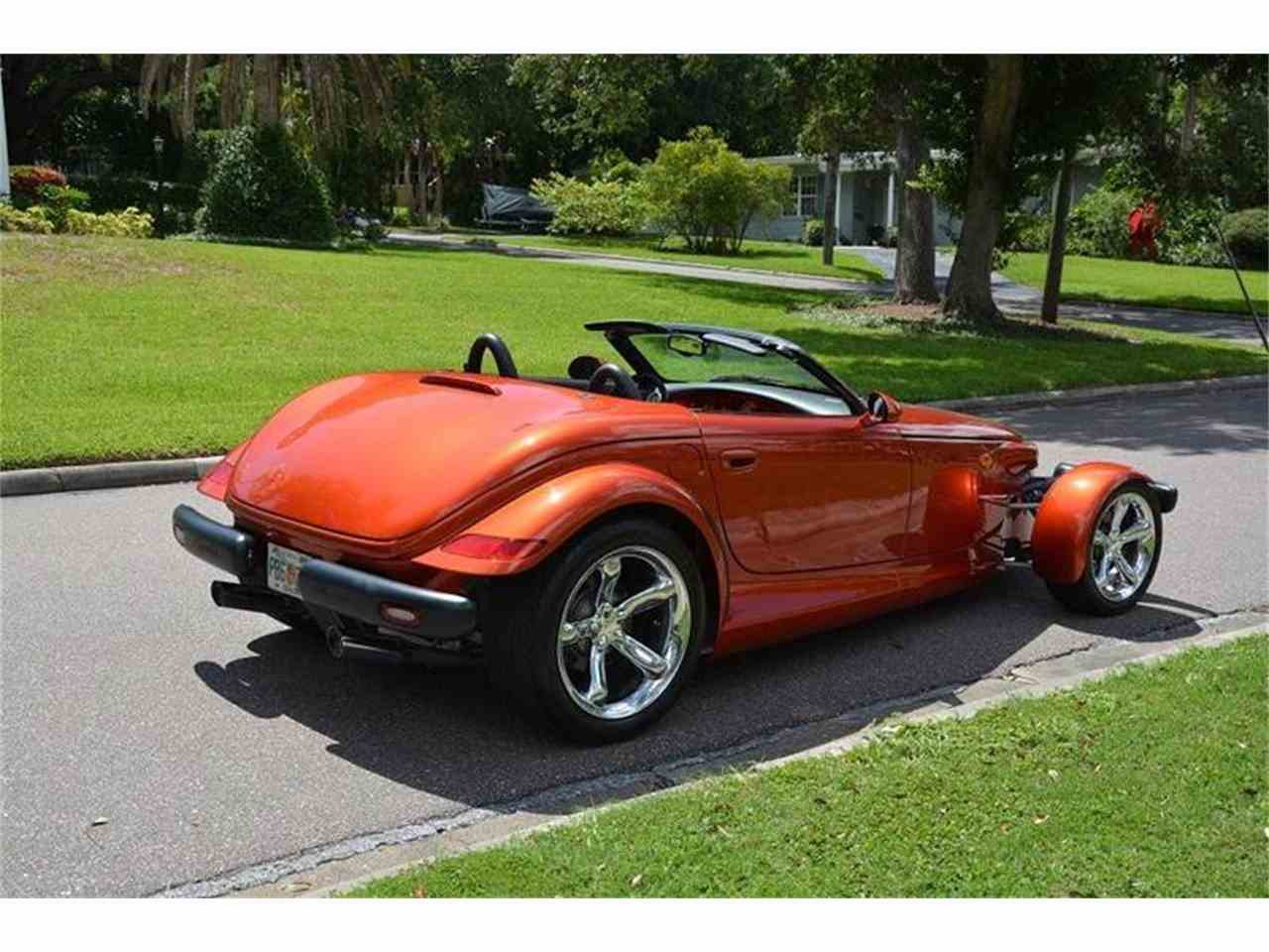 2001 Plymouth Prowler For Sale Classiccars Com Cc 1004120